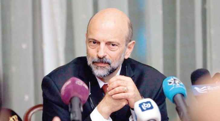 The parents wanted Razzaz's help with allowing their children to sit Tawjihi exams in Turkey. (Jordan Times)