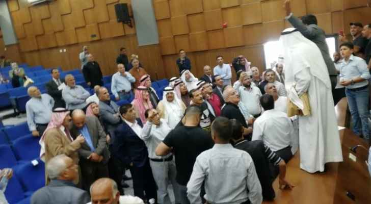 Ministers' meeting with Tafileh residents failed