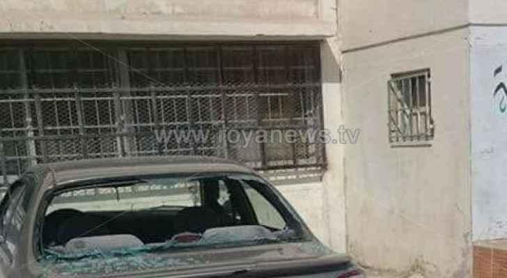 Russeifa school teacher assaulted