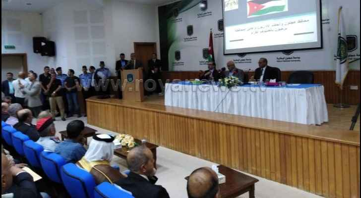 Failed meeting to discuss ITB in Ajloun marks end of Cabinet tour