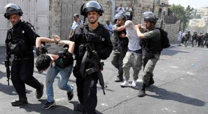 Palestinian people face similar military raids on daily basis. (Al Jazeera)
