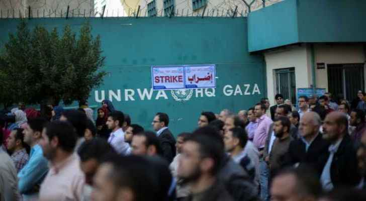Almost 13,000 employees took part in the strike. (Roya)