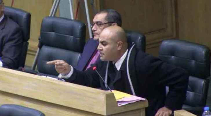 Habashneh to Razzaz: 'withdraw law or fall like Hani Mulki'