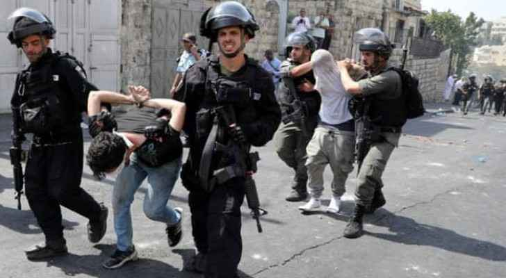 Palestinian people face military raids on daily basis