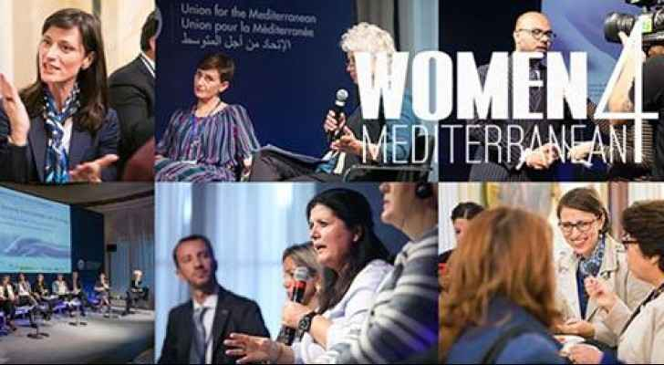 Jordan to participate in Women4Mediterranean conference