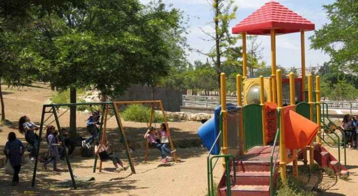 Families commend more play space for children