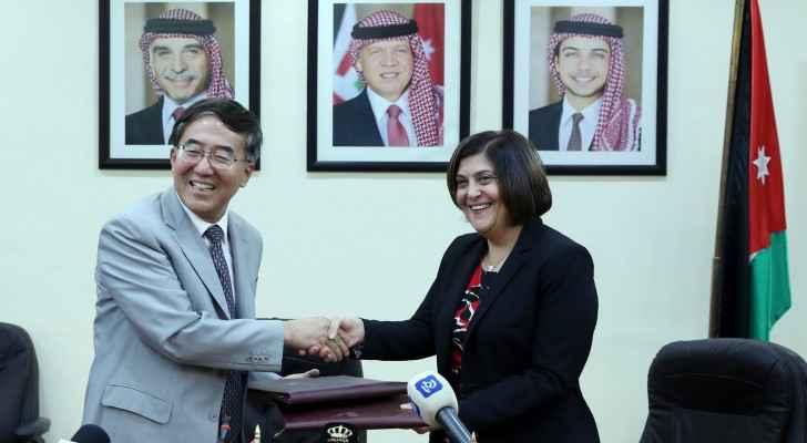 Jordan-China: $31.5 million for Salt-Aredah road expansion