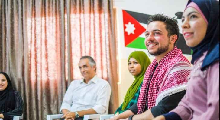 Photos courtesy of the Royal Hashemite Court (RHC).