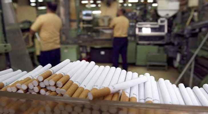 The suspects are accused of the illegal manufacturing and smuggling of different brand cigarettes. (Vox)