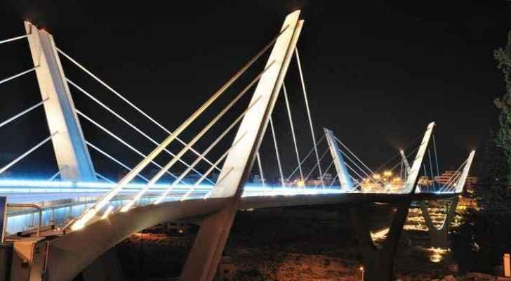 The infamous Abdoun Bridge. (Flickr)
