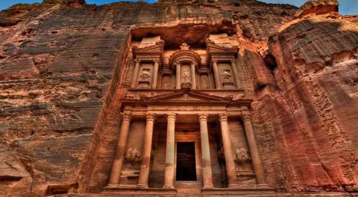 Petra is one of Jordan's most wonderful wonders. (Vive)