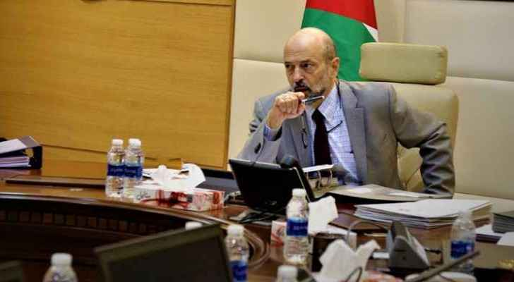 The poll indicated that 30% of the sample believed that things in Jordan are moving in the right direction