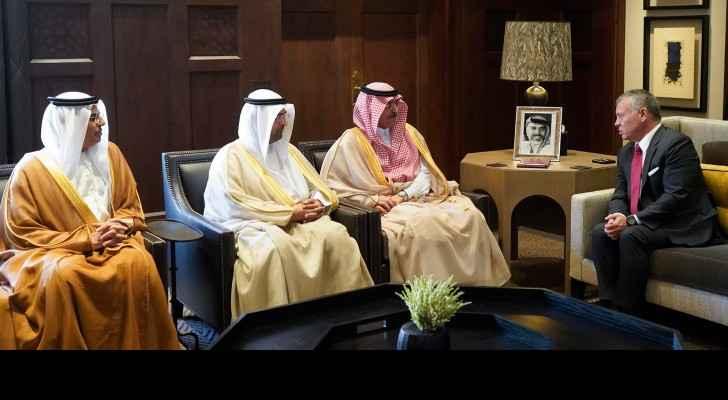 Photo courtesy of the Royal Hashemite Court (RHC)