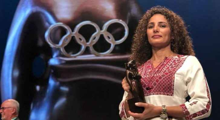 Jordanian Samar Nassar wins International Olympic Award