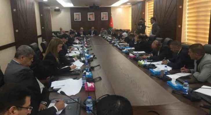 Parliamentary Economic Committee meeting