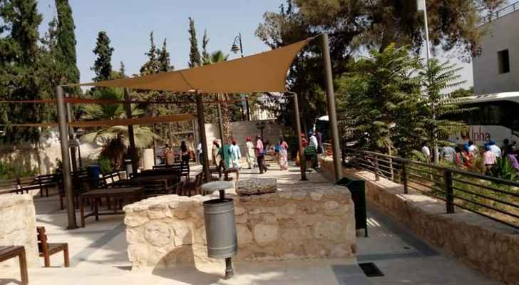 Madaba Visitors Center. Photo courtesy of Madaba Tourism Directorate.