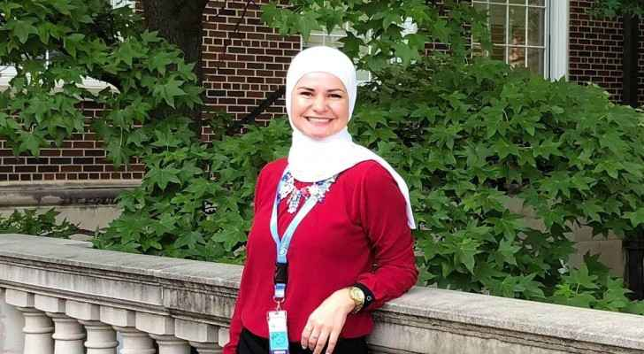 Award winner, engineer Hiba Shabrouq