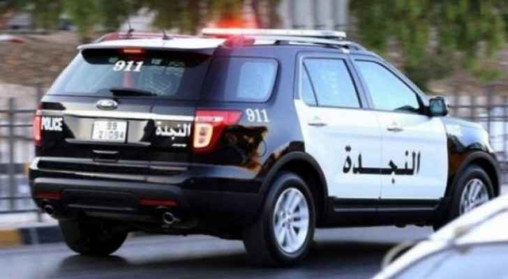 Irbid: Two security officers injured in car crash