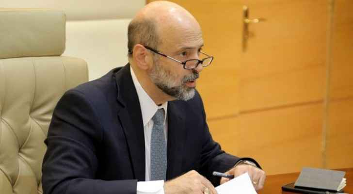 Razzaz: Ministries not merged, though appointed to one minister