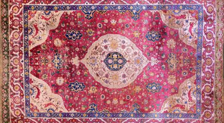 Iran is famous for its high-quality, handmade carpets. (Financial Tribune)