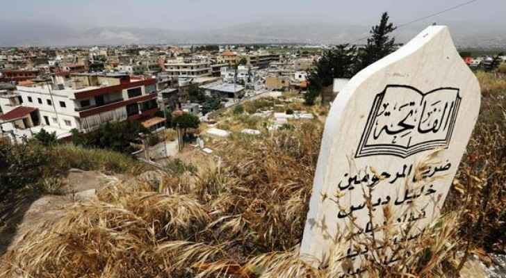 The man was stabbed at a cemetery in Umm al Hiran. (The Jordan Times)