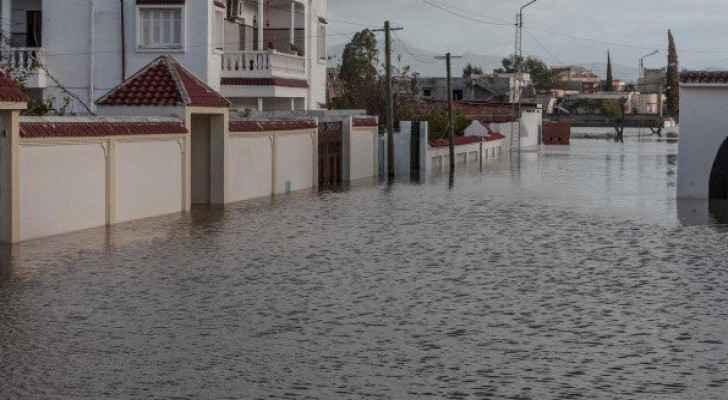 UPDATE: Floods in Tunisia
