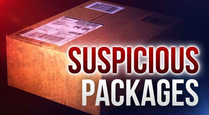 Chain of Suspicious Packages hit the US