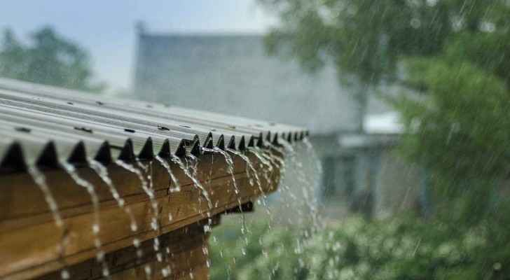 Rainwater is used for non-drinking. (Sanicon)