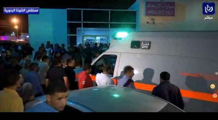Twenty-two people have died and 43 were injured in the Dead Sea incident on Thursday. (Roya)