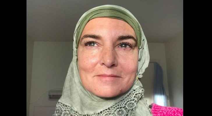 Sinead now wears the hijab. (Twitter)