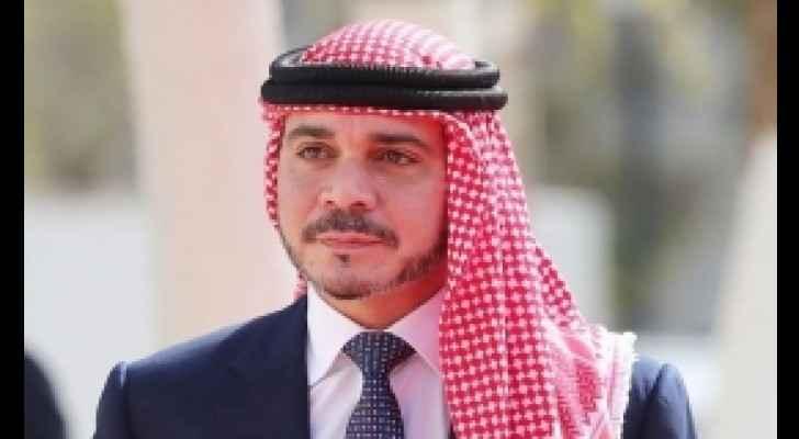 HRH Prince Ali bin Hussein.