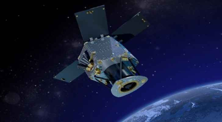 Providing high resolution satellite images to clients across the world