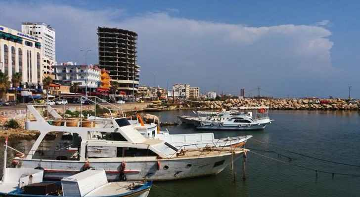 Tartous Port in Syria. (Facebook)