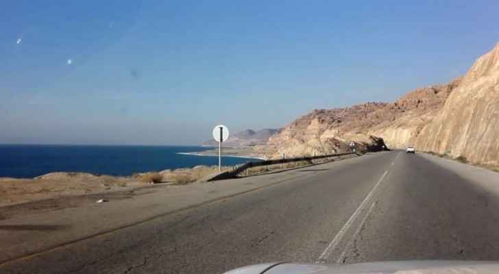 Road connecting Dead Sea, Aqaba reopened