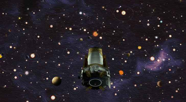 NASA's space observatory Kepler