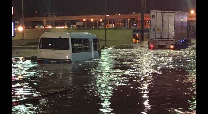 Kuwait Floods: Jordanian Embassy warns its citizens