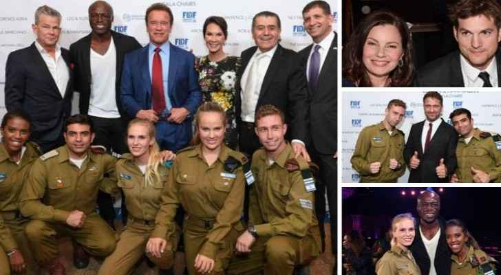 More than 1,200 Israel supporters attended the sold-out dinner at the Beverly Hilton Hotel in California. (The Mind Unleashed)