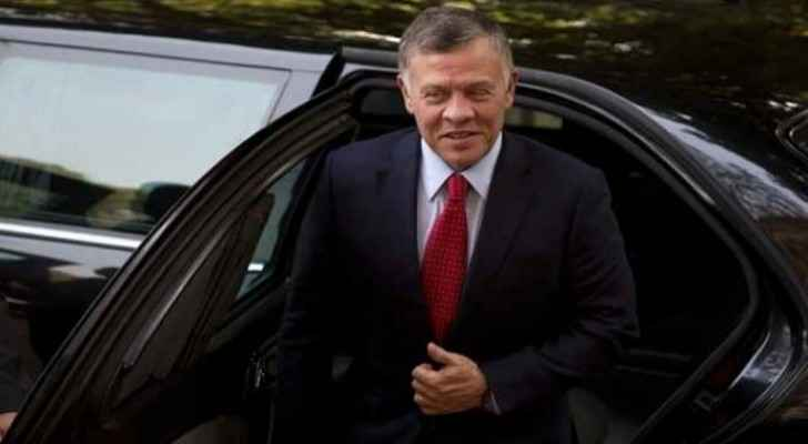 His Majesty King Abdullah II.