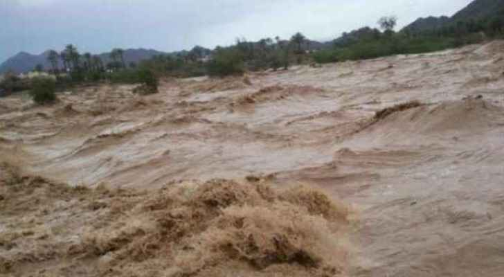 Jordan: Flash floods kill eleven and forced tourists to flee