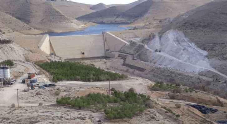 Warning: Impending flooding of Dam in Madaba