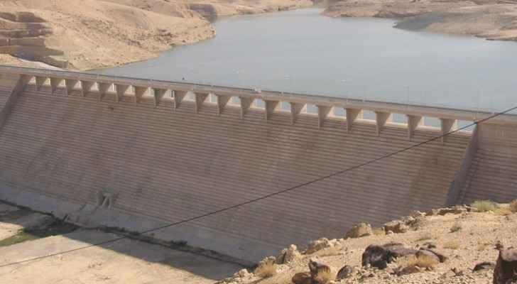 Mujib, Shueib dams start to fill up