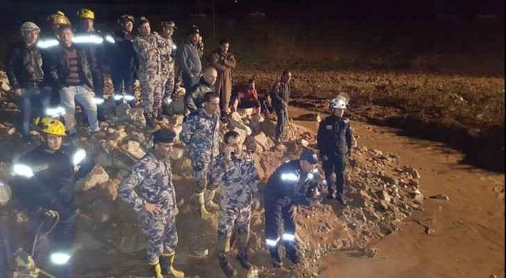 Thousands of Jordanian, Arab families evacuated