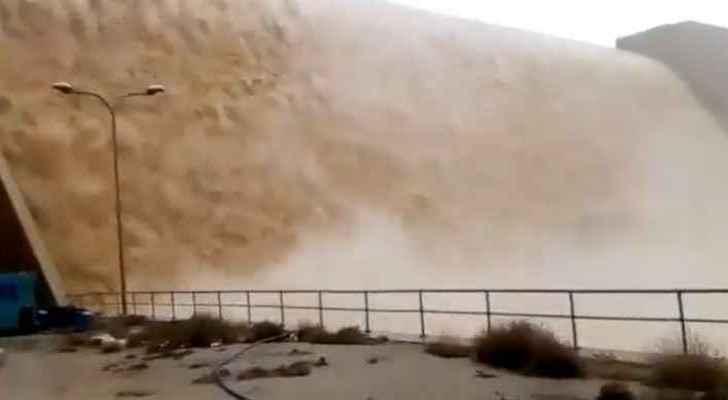 Al Wala Dam in Jordan. (Roya)