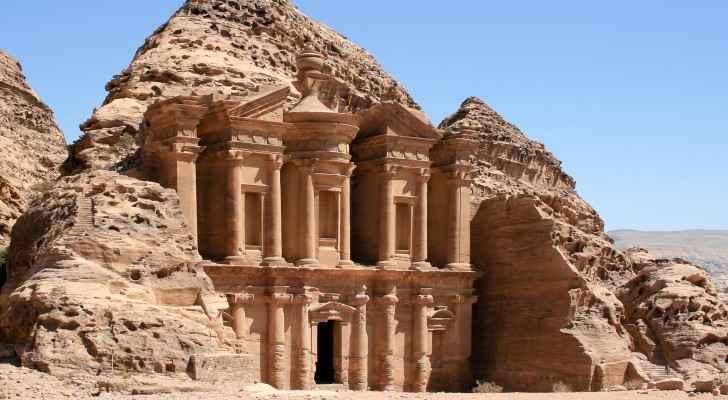 Petra welcomes back tourists