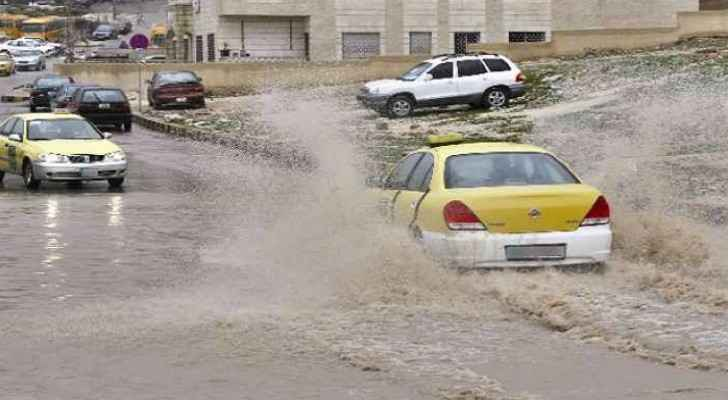Al Jafar received two years worth of rain in hours