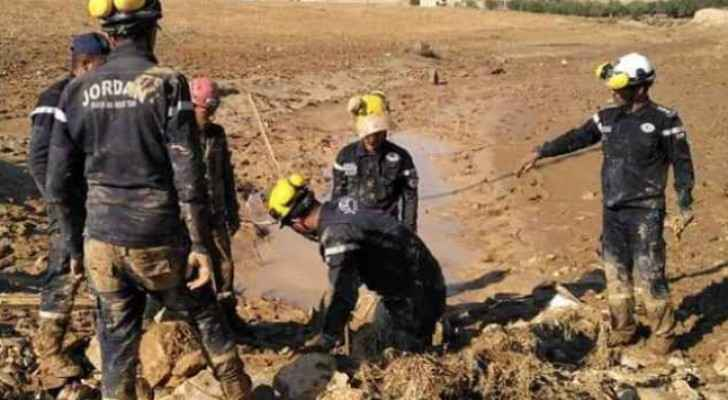 CDD search and rescue teams searched for the girl for three continuous days. (Roya)
