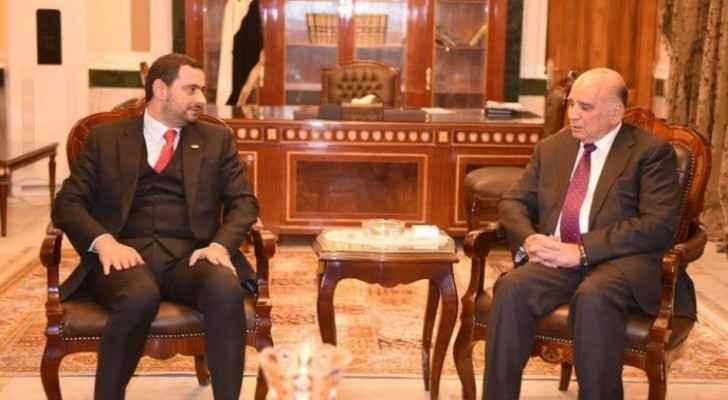 Jordanian-Iraqi industrial zone discussed