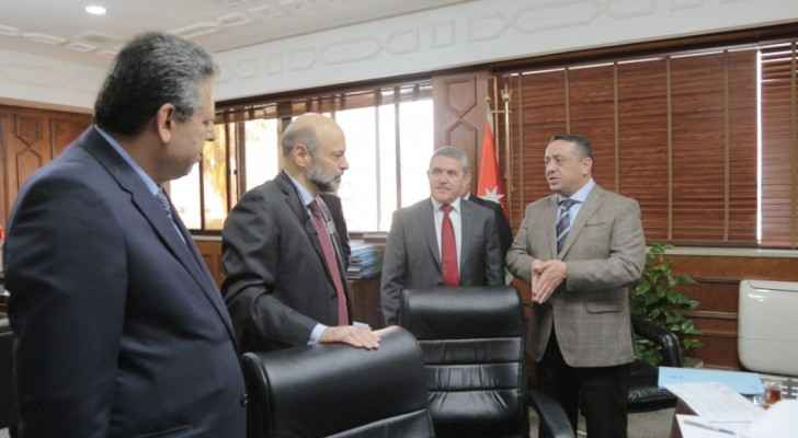 Razzaz briefed about the violations on November 12, 2018.