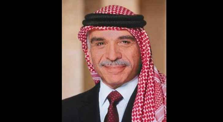King Hussein bin Talal.