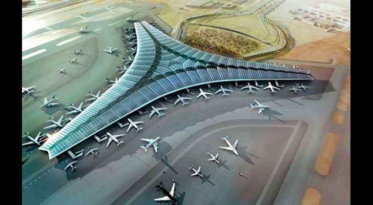 Weather delays Kuwait International Airport flight operations